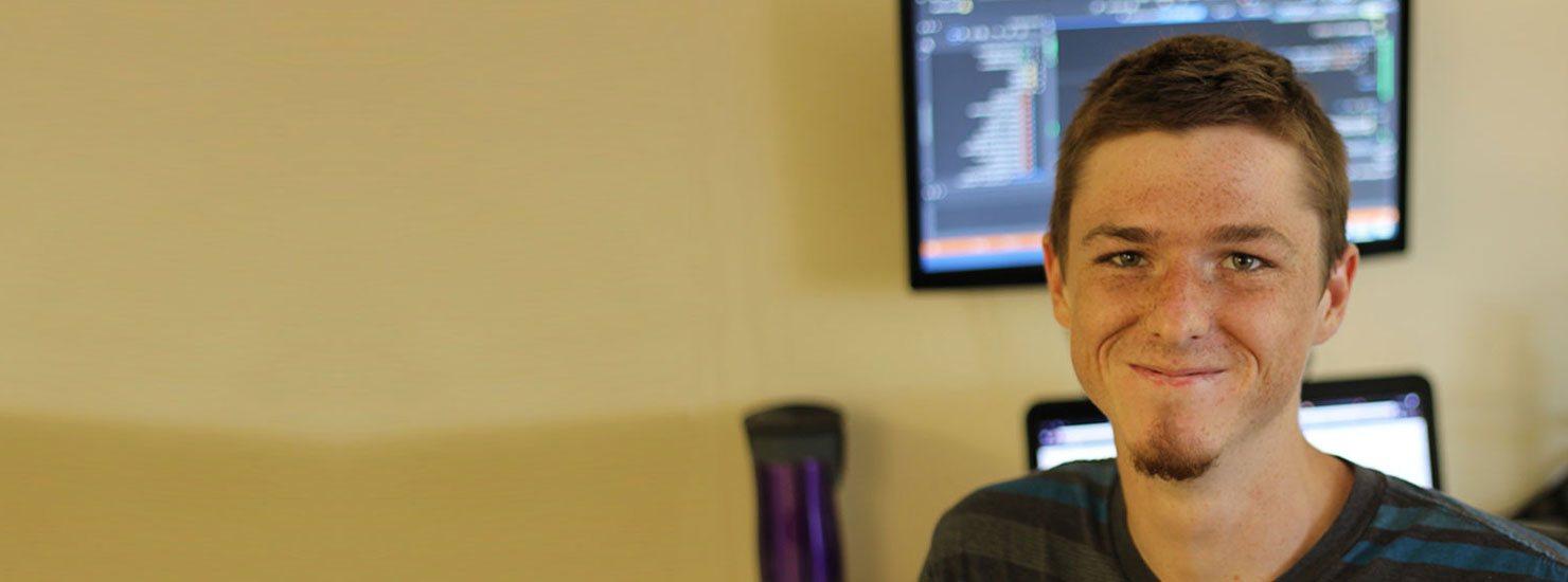 Coding Dojo Bootcamp student Nathan White