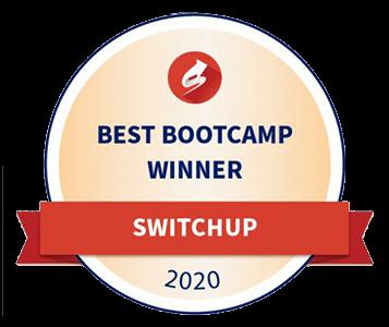 Best Bootcamp Winner Logo