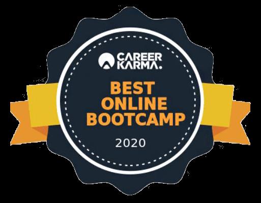 Best Online Bootcamp Logo